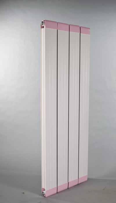 114-60-140 铜铝复合散热器