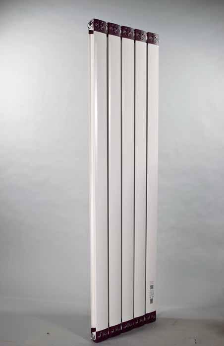 铜铝复合散热器7575-160