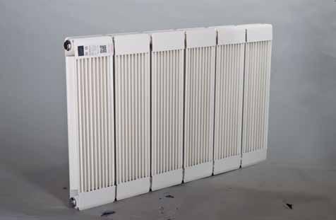 铜铝复合散热器132-60-500