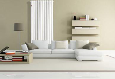 客厅最新暖气片安装效果图