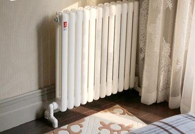 卧室暖气安装效果图