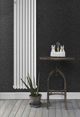 暖气片安装效果图