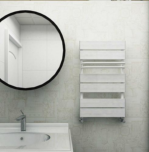 铜铝复合暖气片图片