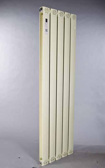 铜铝复合散热器7575-140