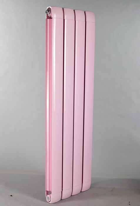 铜铝复合散热器8080-120