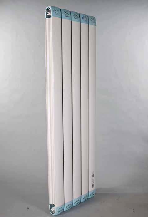 铜铝复合散热器8080-140