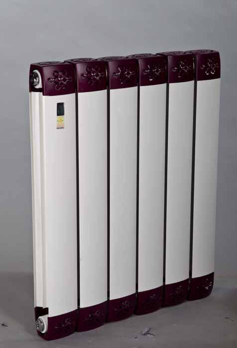 铜铝复合散热器8080-600
