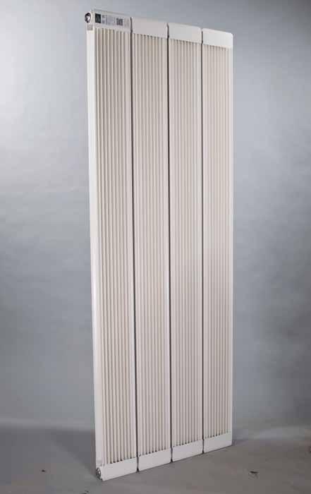 铜铝复合散热器132-60-160