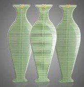 艺术型暖气片花瓶